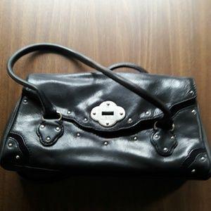 Vintage Michael Kors leather bag